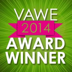 VAWE Award Winner - Best Videographer 2014